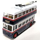 Sunbeam W Utility Trolley Bus Set Ashton Under Lyne 1/50 Corgi 34702
