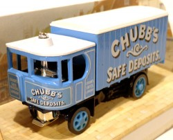 Garret Steam Wagon 1929 Chubbs 1/59 Matchbox Models of Yesteryear Y-37  - foto principal 1