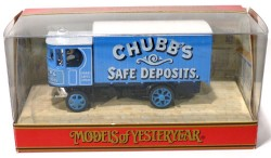 Garret Steam Wagon 1929 Chubbs 1/59 Matchbox Models of Yesteryear Y-37  - foto principal 2