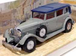 Mercedes Benz 770 1931 1/48 Models of Yesteryear Matchbox Y40  - foto principal 1