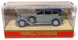 Mercedes Benz 770 1931 1/48 Models of Yesteryear Matchbox Y40  - foto principal 2