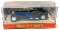 Bugatti Royale 1930 1/46 Matchbox Models of Yesteryear Y45  - foto principal 2