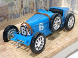 Bugatti Type 35 1927 1/35 Matchbox Models of Yesteryear Y11  - foto principal 1