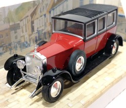 Rolls Royce Phantom I 1926 1/46 Matchbox Models of Yesteryear Y-36  - foto principal 1