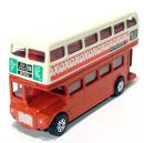 Onibus London Transport Routemaster 1/76 Corgi Made in GT Britain