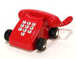 The Direct Line Red Phone Matchbox Made in UK  - foto principal 1