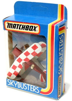 SB 12 Pitts Special Matchbox Skybusters  - foto principal 2