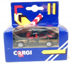 Ford Sierra Ghia Home fire 1/64 Corgi Made in Gt Britain  - foto principal 1