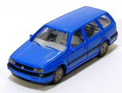 VW Golf Variant Azul claro 1/87 Wiking Germany  - foto principal 1