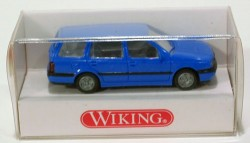VW Golf Variant Azul claro 1/87 Wiking Germany  - foto principal 2