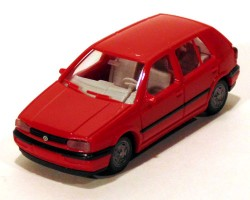 VW Golf Red 1/87 IMU  - foto principal 1