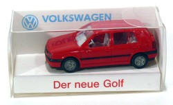 VW Golf Red 1/87 IMU  - foto principal 2
