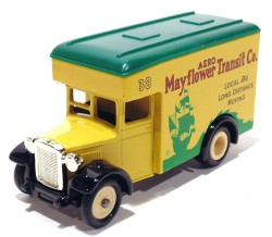 Dennis Parcels Van 1934 Aero Mayflower Transit Lledo Days Gone  - foto principal 1