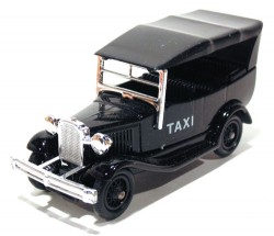 Ford Model A Black Taxi Lledo Days Gone  - foto principal 1