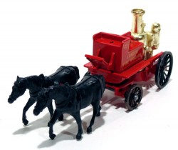 Shand Mason Horse Drawn Fire Engine London Brigade Lledo days Gone Bombeiro  - foto principal 1