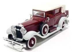 Isotta Fraschini Type 8A Landaulet Imperiale 1929 Hard Top 1/43 Rio Models #67  - foto principal 1