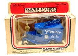 Ford Model A Van 1934 Youngs Lledo Days Gone  - foto principal 2