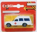 Mercedes Benz 2200 Binz Ambulance 1/64 Corgi Made in England