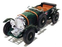 Bentley Super Charged 1930 1/40 Matchbox Models of Yesteryear Y-2  - foto principal 5