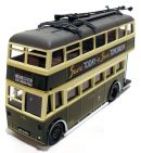 Onibus Karrier Utility Trolleybus 1/50 Corgi 34703 The Connoisseur Collection
