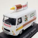 Peugeot J7 Scotch 1/43 Ixo/Altaya