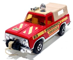 Plymouth Trail Duster Emergency Rescue SuperKings K65  - foto principal 1