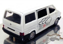 VW Caravelle 1990 1/43 Schaback Modell Made in Germany  - foto principal 2
