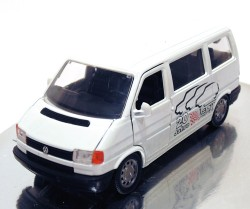 VW Caravelle 1990 1/43 Schaback Modell Made in Germany  - foto principal 1