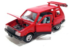 Nissan Prairie 1985 1/43 Tomica Dandy Made in Japan  - foto principal 3