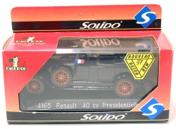 Renault 40 CV Presidentielle 1/43 Solido Made in France  - foto principal 3