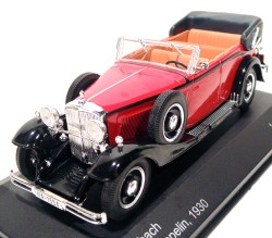 Maybach DS8 Zeppelin 1930 1/43 Whitebox  - foto principal 1