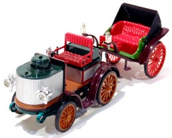 De Dion Bouton Steam Car 1894 1/43 Rio Models #30  - foto principal 1