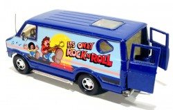 Dodge Custon Van Motchbox SuperKings K-80  - foto principal 4