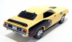 Plymouth Barracuda 1971 Cuda 440 1/43 Matchbox Collectibles YMC02  - foto principal 2