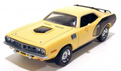Plymouth Barracuda 1971 Cuda 440 1/43 Matchbox Collectibles YMC02  - foto principal 1