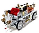 Fire Engine Seagrave AC53 1907 1/43 Matchbox Models of Yesteryear YFE21 Bombeiro  - foto 3