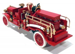 Mack 1911 Fire Engine Matchbox Models of Yesteryear YFE24 Bombeiro  - foto principal 2