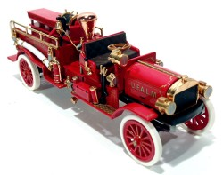 Mack 1911 Fire Engine Matchbox Models of Yesteryear YFE24 Bombeiro  - foto principal 1