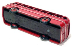 Duple Roadmaster Leyland Royal Tiger Dinky Toys Meccano Ltd Made in England  - foto principal 3
