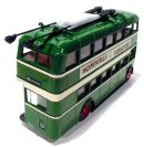 Onibus Karrier W Trolleybus Set Nottingham City 1/50 Corgi 34701  - foto 3