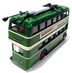 Onibus Karrier W Trolleybus Set Nottingham City 1/50 Corgi 34701  - foto principal 2