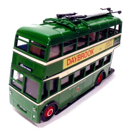 Onibus Karrier W Trolleybus Set Nottingham City 1/50 Corgi 34701  - foto principal 1