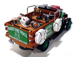 Ford Model AA 1932 Forest Fire Truck 1/46 Matchbox Models of Yesteryear YYM35190  - foto principal 2