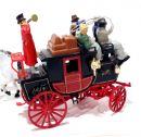 Passanger Coach & Horses Models of Yesteryear Matchbox YS-39  (COM DEFEITO)  - foto 3