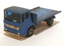 Site Hut Truck Matchbox Made in England By Lesney  - foto principal 1