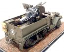 T19 - 105 MM HOWITZER MOTOR CARRIAGE USA 1943 1/43 ATLAS  - foto 3
