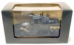 T19 - 105 MM HOWITZER MOTOR CARRIAGE USA 1943 1/43 ATLAS  - foto principal 2