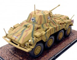 SD.KFZ. 234/2 Puma Germany 1944 1/43 Atlas  - foto principal 1
