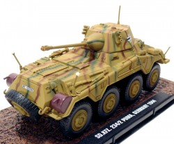 SD.KFZ. 234/2 Puma Germany 1944 1/43 Atlas  - foto principal 2