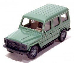 Mercedes Benz 230 Verde 1/87 Wiking Germany  - foto principal 1